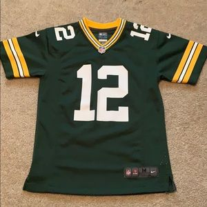 Like New NFL Nike Green Bay Packer Jersey #RODGERS